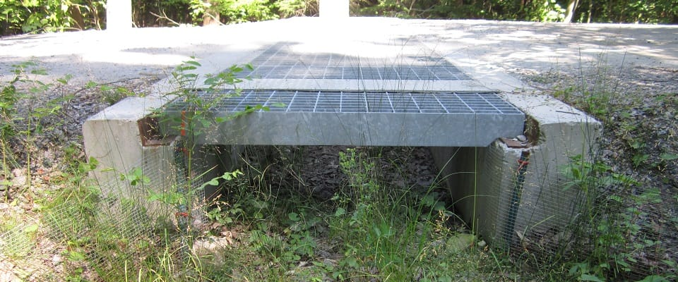 tunnel open grate killbear960x400